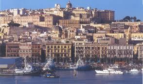 Sardinie per regio