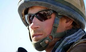 Prince Harry in Afghanistan - PrinceHarryA460