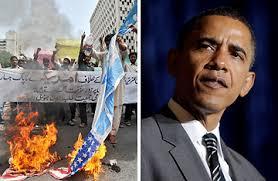 Left; Asif Hassan / AFP / Getty: Jae C. Hong / AP - obama_pakistan_0729
