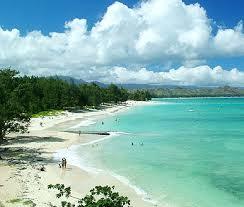 Kailua Beach Honolulu, Hawaii