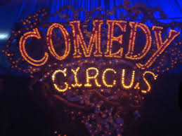 Comedy Circus 11th October *HQ* Pt 01