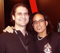 Dave with Bro, Marco Mendoza - marco_mendoza_dave_naves_namm_07