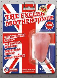 اللغة الأنجليزية (Langue Anglaise)