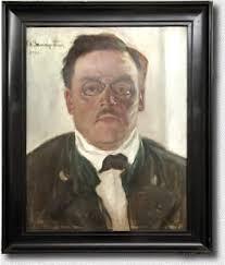 Portrait Ludwig Thoma - portrait_thoma