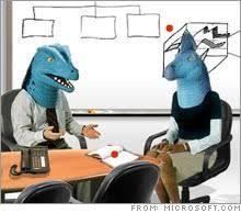 Microsoft Dinosaur
