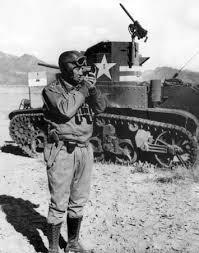 General Patton and Mark Ingram