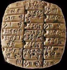 Pour écrire plus loin.. dans HISTOIRE PARTIE 3 ROME ANTIQUE tabl-cuneiforme2
