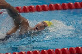 aerobic exercise, training - swimming