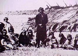 12 de octubre comienzo del genocidio
