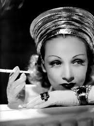 Marlene Dietrich\x26#39;s Violet - marlene-dietrich-portrait