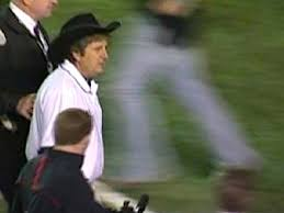 Yes, that's Mike Leach running