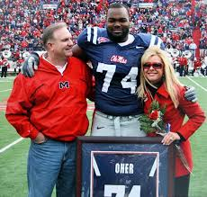 THE BLIND SIDE movie trailer will bring tears to the eyes of Ole Miss fans and non-believers alike. by COOP