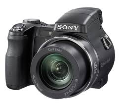 00132 sony cybershot h7 Sony DSC H7/B 8.1MP Digital Camera   $250 Shipped