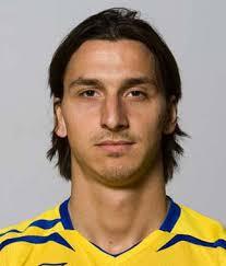 ... Zlatan Ibrahimovic ...