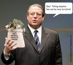 Al Gore Carbon Trading Scam