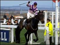 1992 Carl Llewellyn on Party Politics Grand National