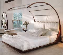 Bed made as per Feng Shui