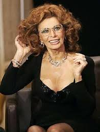 Sophia Loren � screen