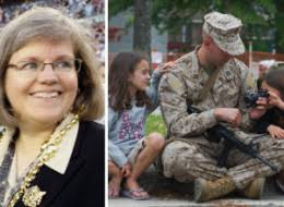 Holly Petraeus, a longtime advocate for military families, is expected to be ... - s-HOLLY-PETRAEUS-large