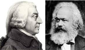karl-marx-adam-smith.jpg \x26#39;Capitalism is nothing but a false religion, ... - karl-marx-adam-smith