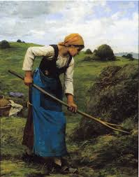 Image Credit: JULIEN DUPRE. The Harvester, 1880-81, oil on canvas, Huntington Museum of Art, Huntington, WV