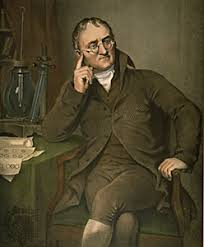 John Dalton when he was older.