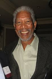 Morgan Freeman's Fake Hand