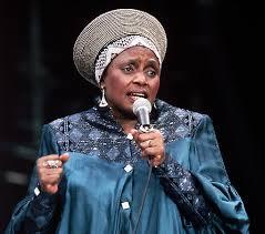 Miriam Makeba ha luchado hasta el final por la defensa de los Derechos Humanos