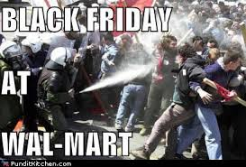 Walmart Black Friday 2009