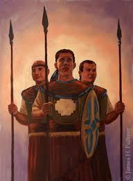 Strippling Warriors