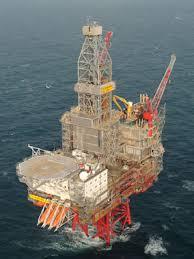 ExxonMobil production platform