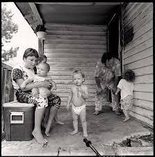 Niños viviendo en la pobreza en EE.UU.