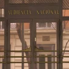 Sede de la Audiencia Nacional (AN) en Madrid