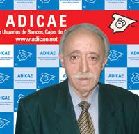 Manuel Pardos, Presidente de ADICAE
