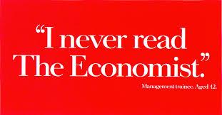 'Nunca leo The Economist'