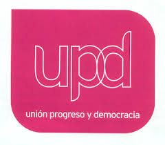 Logotipo de UPyD