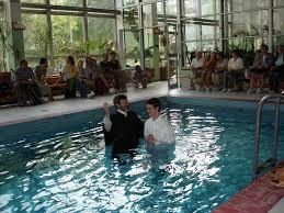 Deacon/Deaconess Exam 3 (Water Baptism)