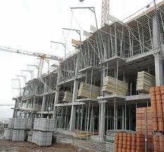 Habitatges en construcció