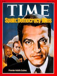 La transición española recibió el reconocimiento unánime de la comunidad internacional
