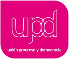 Logotipo de 'Unión, Progreso y Democracia' (UPyD)