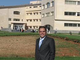 Sami Moubayed at Kalamoon University