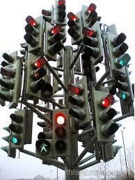 Traffico, semafori