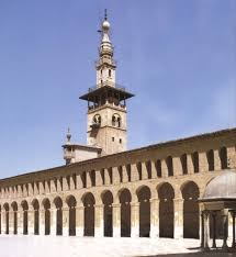Gran Mezquita de Damasco (Siria)