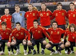 La selección española de fútbol, campeona de la Eurocopa 2008