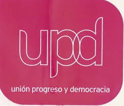 Unión, Progreso y Democracia (Logotipo)
