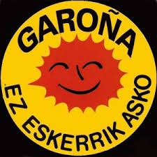GAROÑA ITXI ORAIN!!