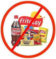 junk food and soft drinks do not form good diets