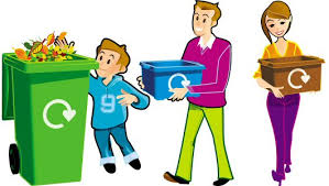 recyclin[