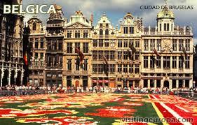 Vista de Bruselas (capital de Bélgica)