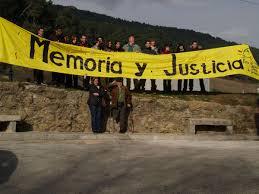 La memoria histórica llega a la justicia